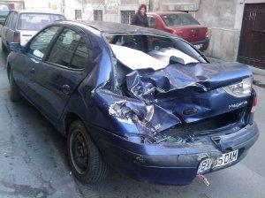 Renault avariat