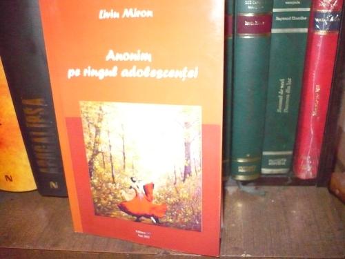Coperta carte L.Miron