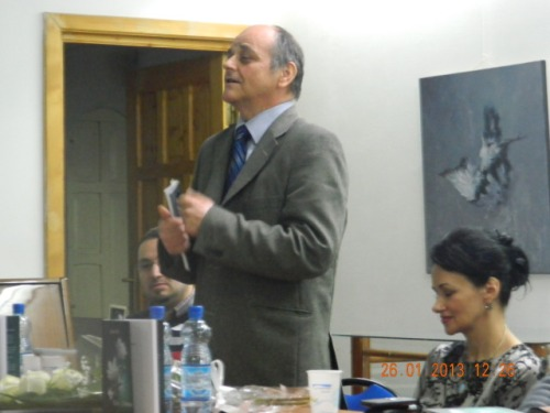 Vasile Diacon vorbind