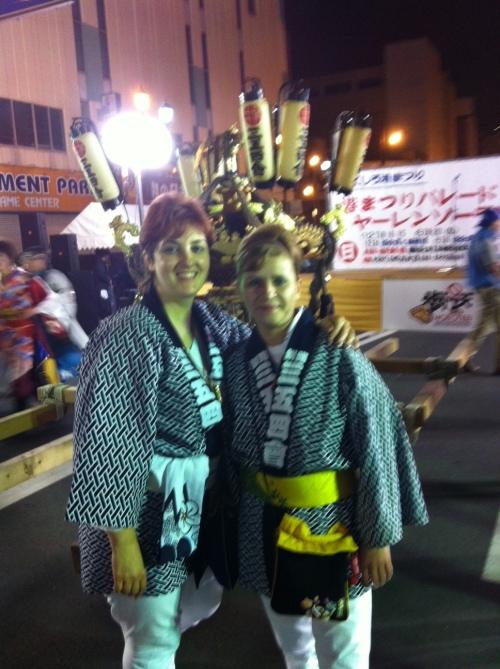 Festivalul portyului Mikoshi