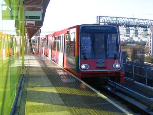 Metrou Anglia
