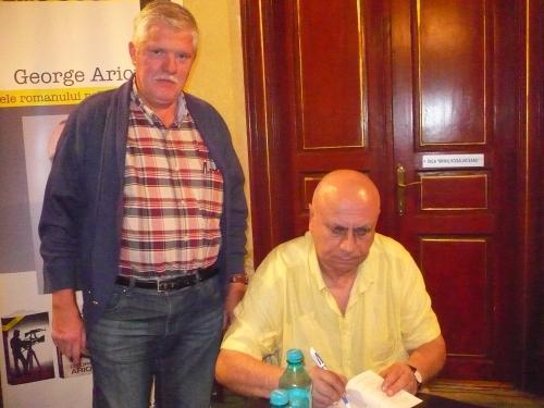 cu George Arion